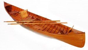 The Quintessential Adirondack Tool:  The Guideboat