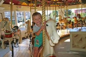 Riding the Carousel in My Dreams