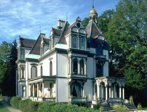 Batcheller Mansion:  A Fine Example of Victorian Architecture