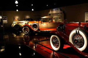 The Hollywood Gallery at the Gateway Auto Museum