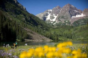 Summer Program in Aspen:  Hike First Then Leave Yourself Lots of Time to Shop and Wine and Dine