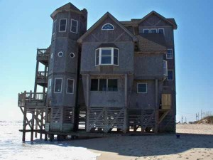 """The House in """"Nights in Rodanthe"""""""