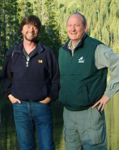 "Ken Burns and ""National Parks"" Producer Dayton Duncan"